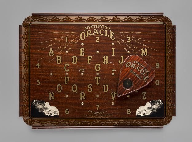Mystifying Oracle Electric c. 1933 William Fuld Baltimore, Maryland design on metal