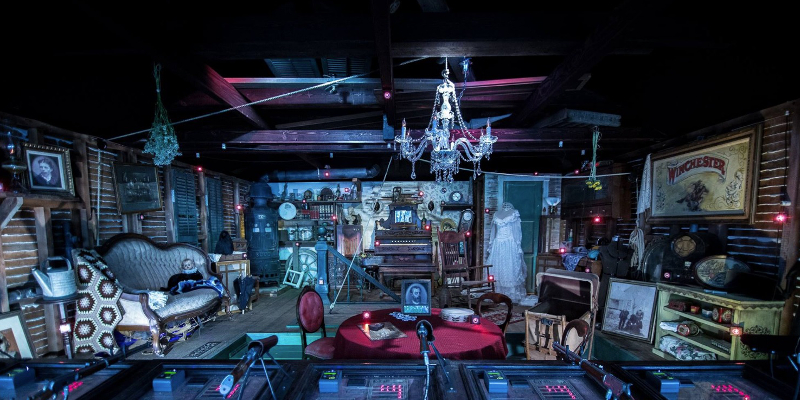 Visit The Secret Attic Discovered At The Winchester