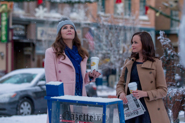 There will be a Gilmore Girls-themed festival.