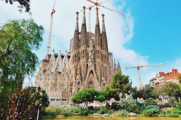 The epic build is expected to be completed in 2026 after nearly 150 years.