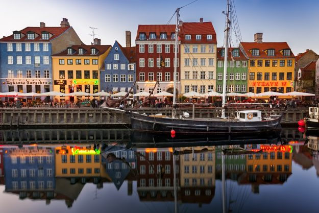 Copenhagen wins European City of the Year at the 2017 Urbanism Awards. Image: Frank Fischbach