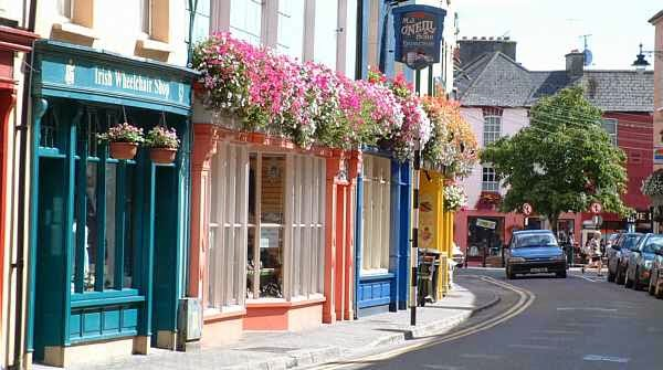Clonakilty in Cork has been named the best in the UK and Ireland at the 2017 Urbanism Awards. Image: Visit Cork County