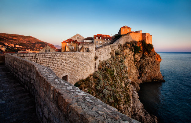 Free city tours of Dubrovnik for the winter season.
