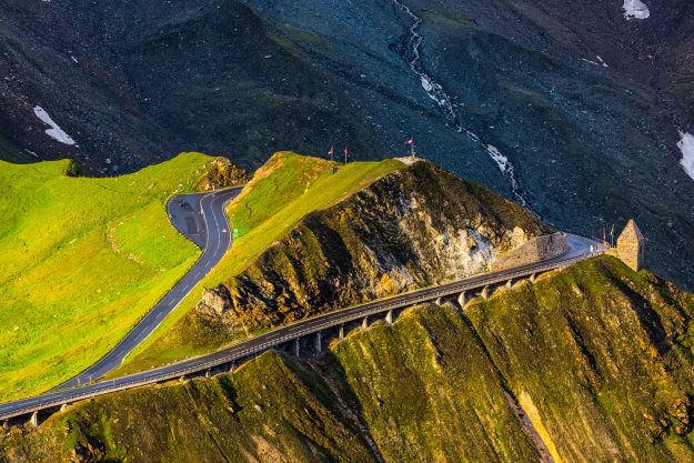 See the stunning photos of this Alpine route through Austria