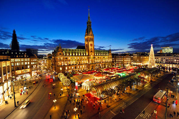 gluhwein is crucial for a good german christmas market