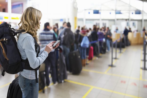 Wait lines after disembarking from your national flight could soon be a lot shorter.