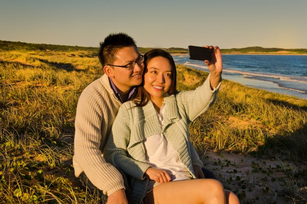Australia has agreed to a trial of ten-year multiple entry visas to Chinese travellers. Image: John Clutterbuck