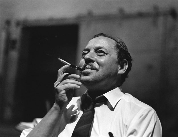 Tennessee Williams wrote part of his Pulitzer Prize-winning drama A Streetcar Named Desire in 1947 while staying at the Pontchartrain Hotel. Image: Herb Snitzer/Michael Ochs Archive/Getty Images
