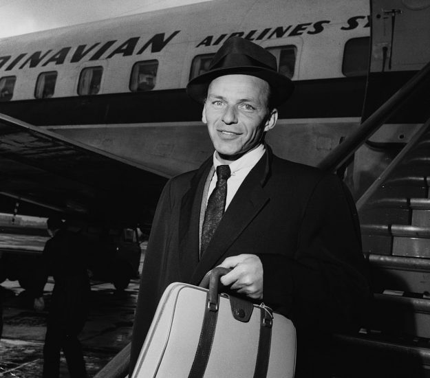Frank Sinatra was a frequent guest at The Colony Palms Hotel in California. Image: Hulton-Deutsch Collection/CORBIS/Corbis via Getty Images