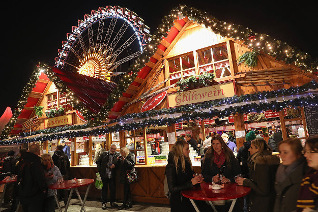In Pictures: Christmas markets are opening across Germany