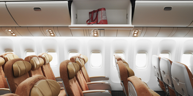 United S Basic Economy Fares Come At A Cost Of Overhead Space
