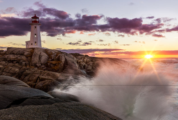 Tourism is booming in Canada's second smallest province, Nova Scotia, and here's why