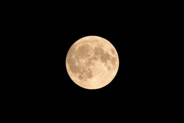 The forthcoming supermoon is due to occur on November 14.