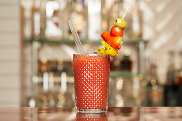 Worcester Bloody Mary.