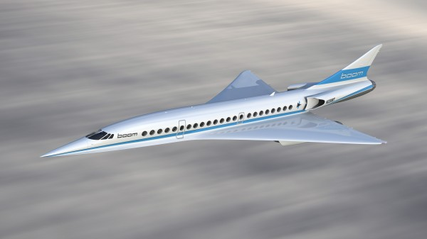The XB-1 could be in the air by 2020.