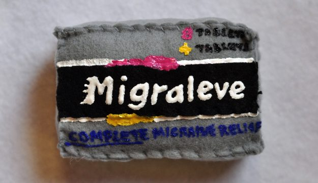 London has an exhibition of the UK's most commonly stolen items made out of felt by Lucy Sparrow. Image: Lucy Sparrow