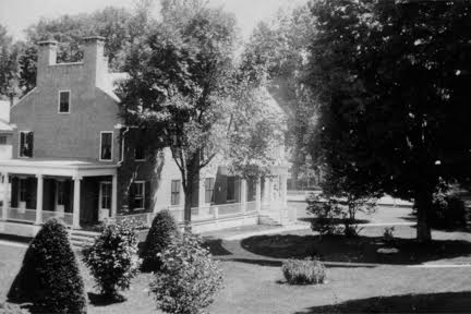 The Snapdragon Inn in Vermont was the former residence of Maxwell Perkins. Image: Secret Escapes