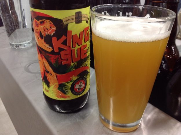 """The brewing company also has a beer called, """"King Sue"""" after the famous Field Museum resident."""