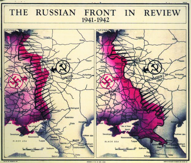 The CIA has released decades of fascinating declassified maps to the public