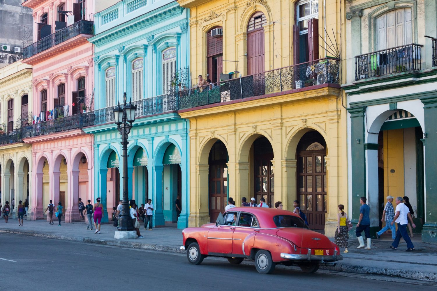 Ryanair customers will soon be able to fly to Havana through Air Europa. Image: Bastian Linder