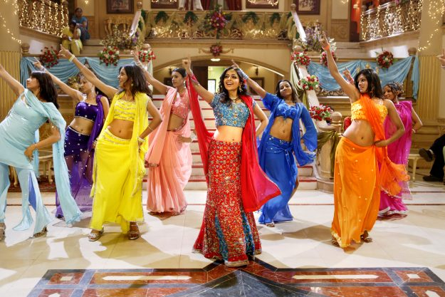 Bollywood in France might help revive the country's flagging tourist numbers.