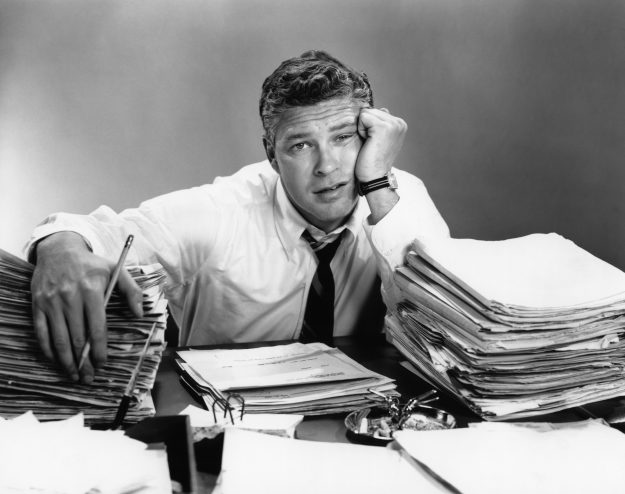 Feeling overworked? You're not the only one.