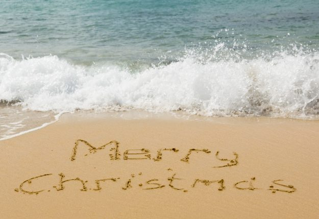 Australia has been voted the most desirable destination to spend Christmas Day. Image: Steve Heap/Getty Images