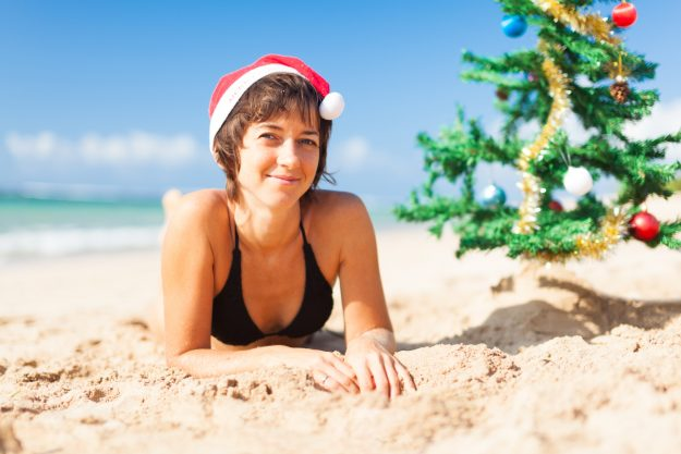 Australia has been voted the most desirable destination to spend Christmas Day. Image: Andrey Artykov
