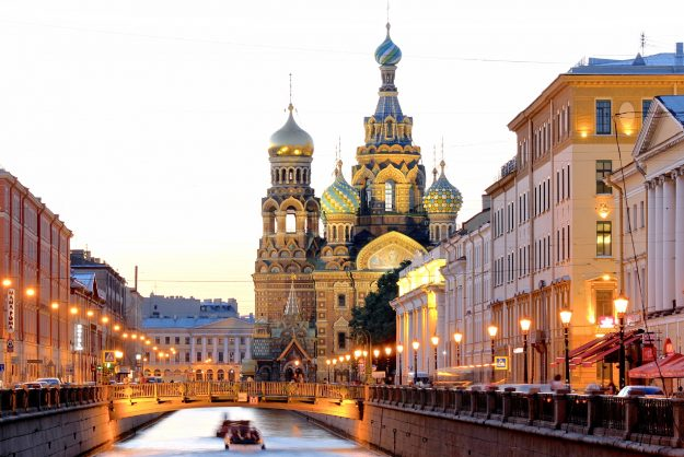 Saint Petersburg, Russia, won World's Leading Cultural destination at the world travel Awards 2016. Image: Rickson Liebano/Getty Images