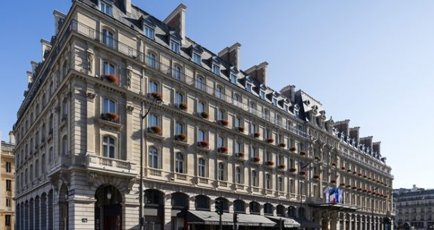 A new series of podcasts has been launched that reveals the hidden stories behind five landmark hotels, including Hilton Paris Opera, France. Image: Hilton Worldwide