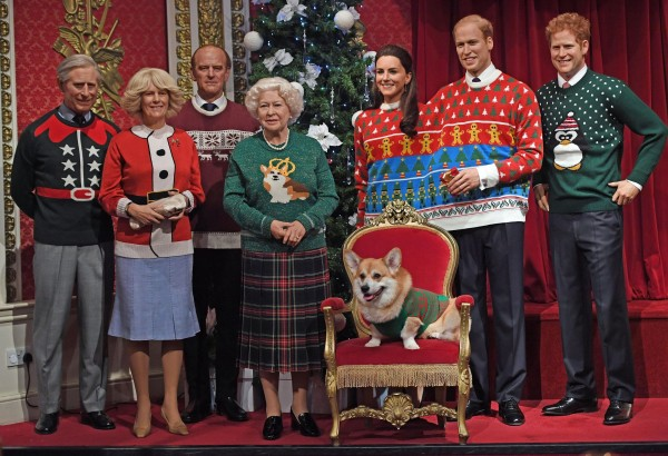 Camilla is said to have a striking resemblance to Mrs Claus