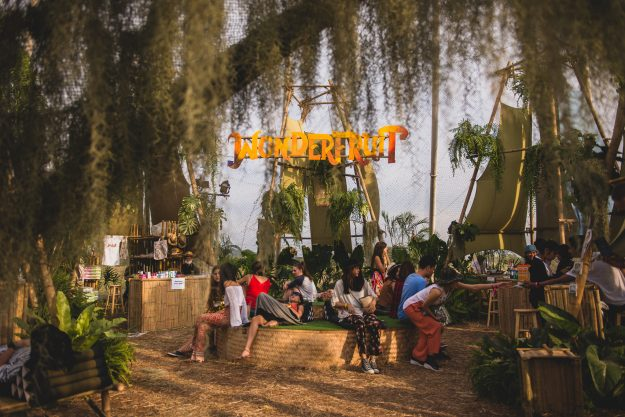 The Wonderfruit festival takes place in Pattaya, Thailand, from February 16 to 19, 2017. Image: Scratch First