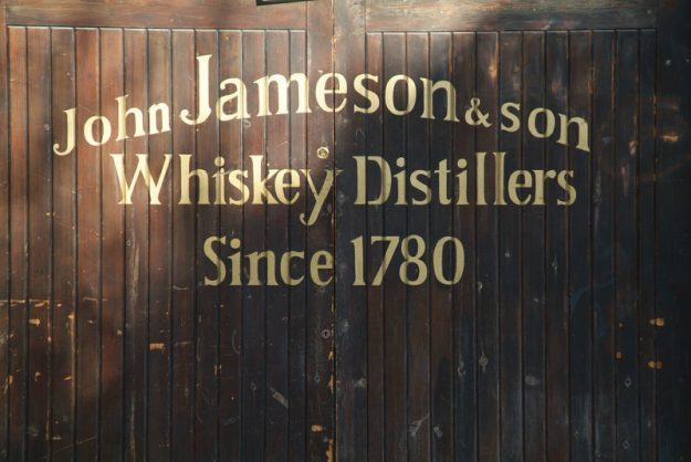The story of Irish Whiskey can be discover at the Old Jameson Distillery which dates back to 1780.