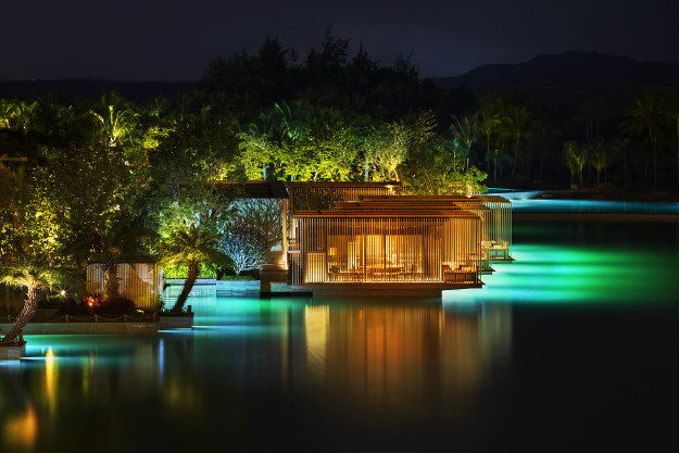 The Sanya Edition hotel is open in China.