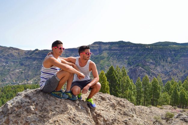 Austin Matta and David Brown pick their top five spots for weekend breaks for LGBTQ travellers. Image: Two Bad Tourists
