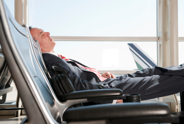 Jet lag: science reveals why it's worse when flying east.