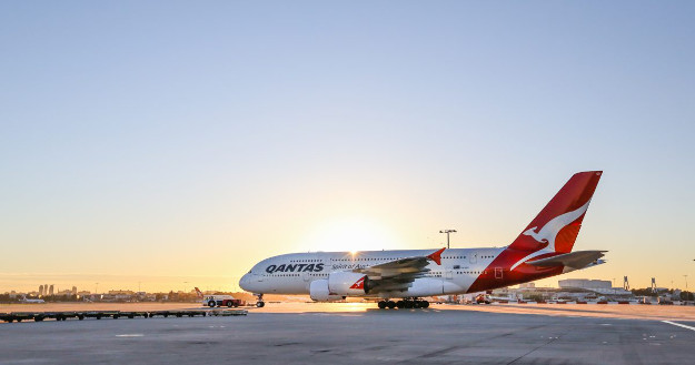 Qantas has been named the safest airline in the world for the fourth year in a row.
