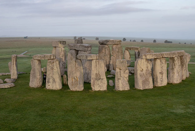 UK government is to build a road under Stonehenge in Wiltshire.