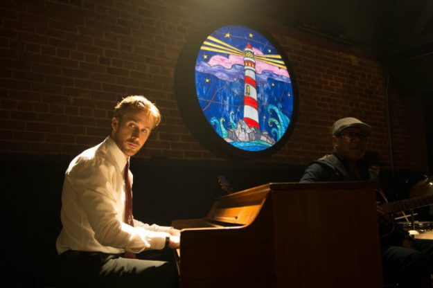 The Lighthouse Café in Hermosa Beach is where Sebastian played piano. Image: Summit Entertainment