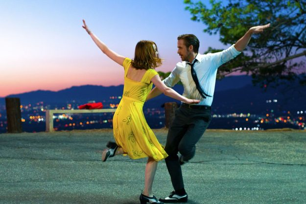 The film La La Land won seven Golden Globes last weekend, including Best Motion Picture - Musical or Comedy, Best Actor for Ryan Gosling and Best Actress for Emma Stone. Image: Summit Entertainment
