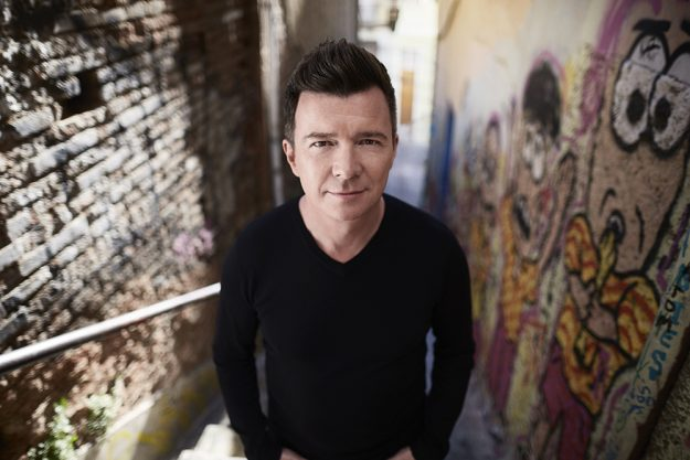 Rick Astley Is Producing A Beer With A Danish Brewery