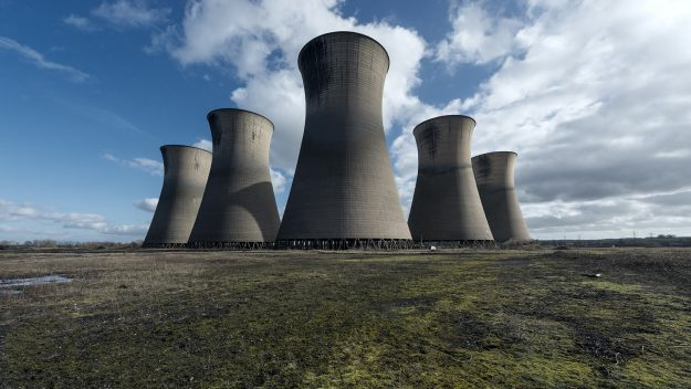 Cooling Tower Photography