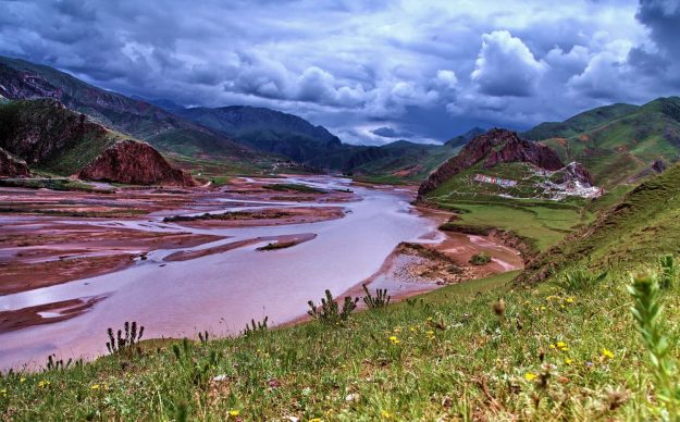 Qinghai province will be home to China's new National Park.