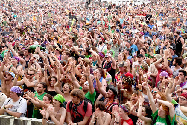 Bonnaroo Arts And Music Festival on 9 June, 2016 in Manchester, Tennessee.