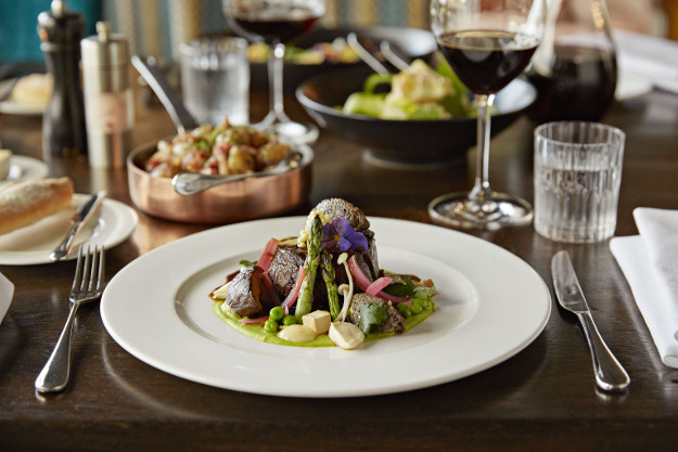 Hippopotamus Restaurant has a reputation for exquisite French-inspired fare. art hotel Wellington