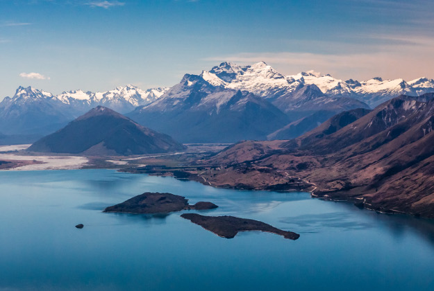 Is there an eighth continent beneath New Zealand.