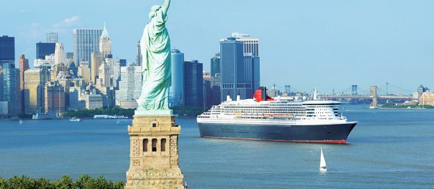 The fashion cruise will bring Iris and other fashion icons across the Atlantic.