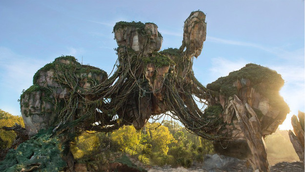 The World of Avatar will bring a variety of new experiences to the park.