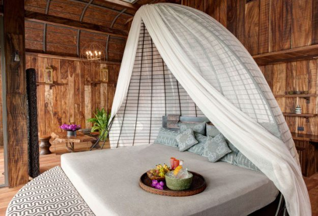 These birds' nest villas in Thailand have been named the sexiest bedrooms in the world