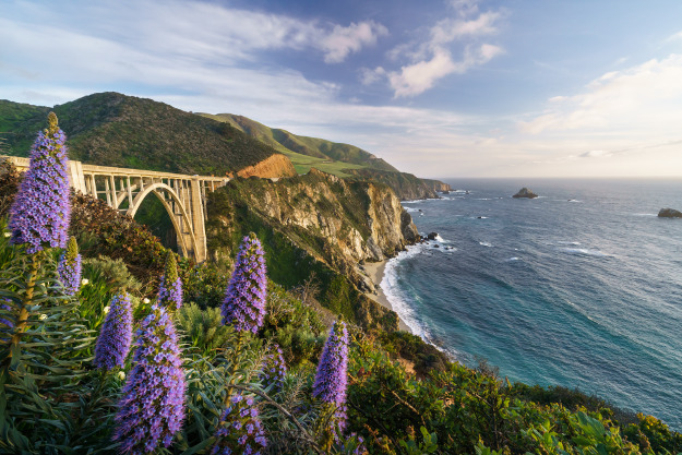 You May Have To Take A Detour On This California Road Trip